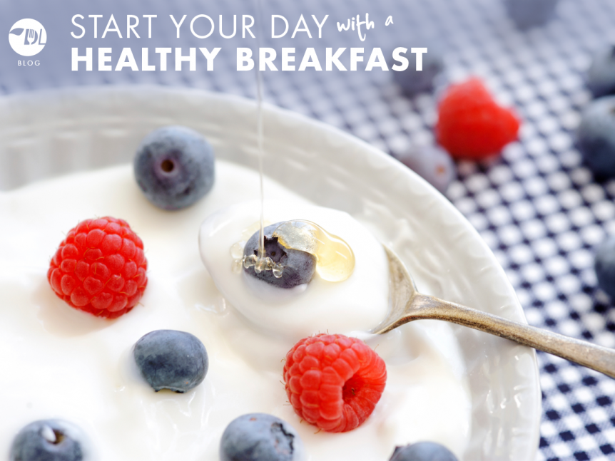 healthy breakfast diet food delivery