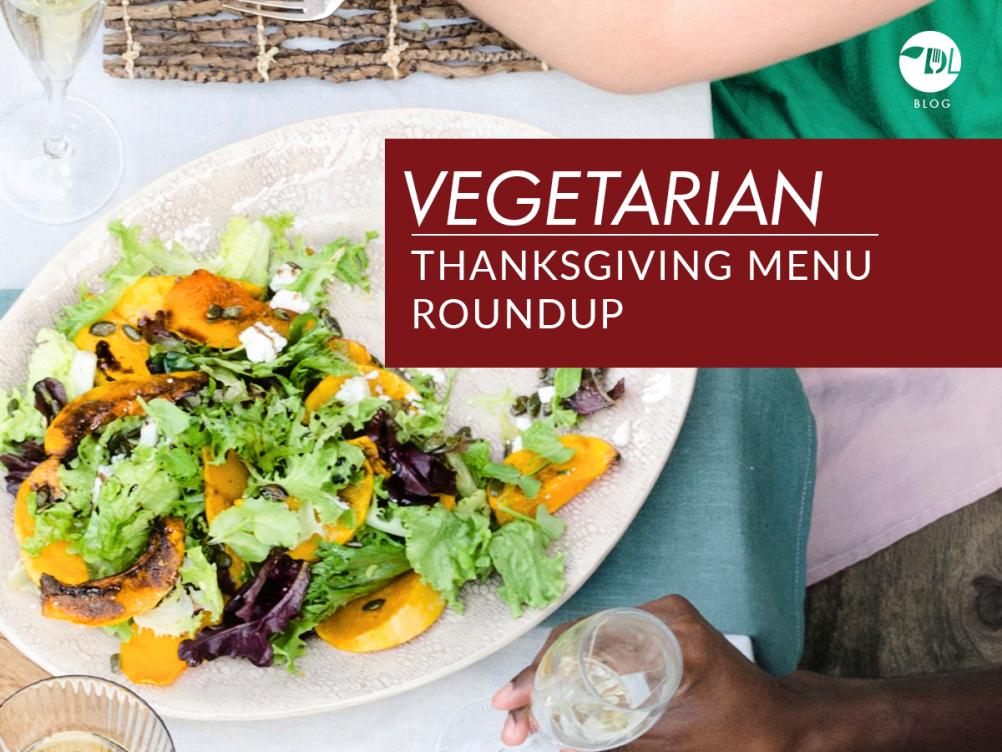 Thanksgiving Menu Vegetarian