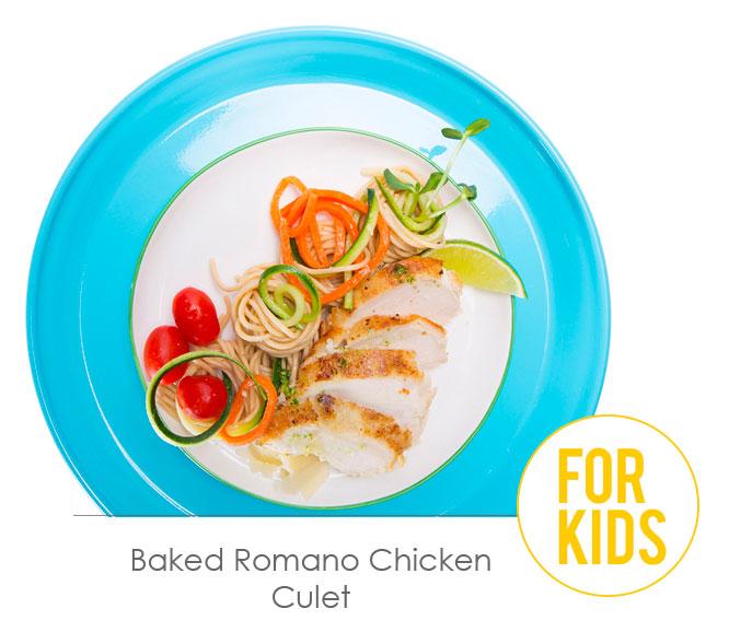 baked romano chicken culet