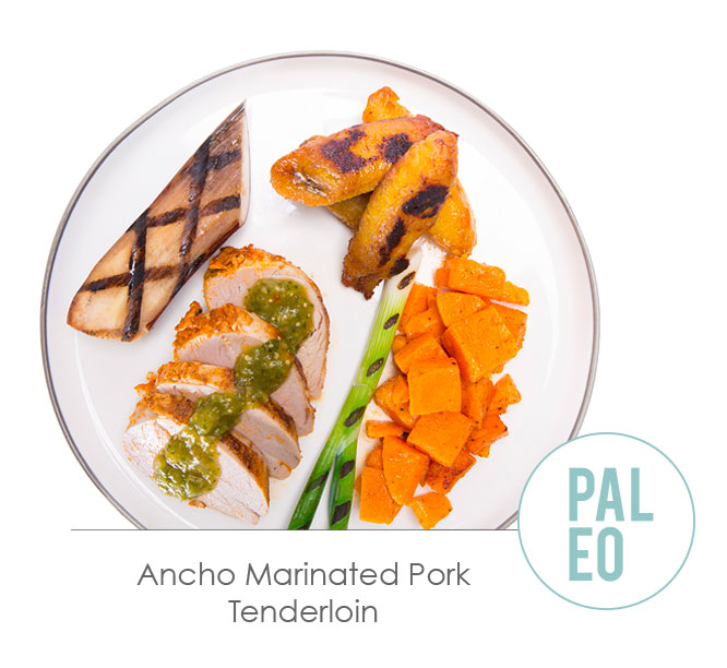 ancha marinated pork tenderloin