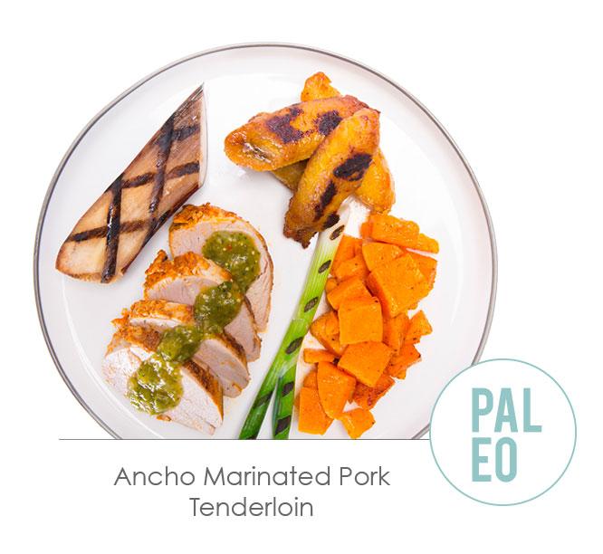 ancha marinated pork tenderloin