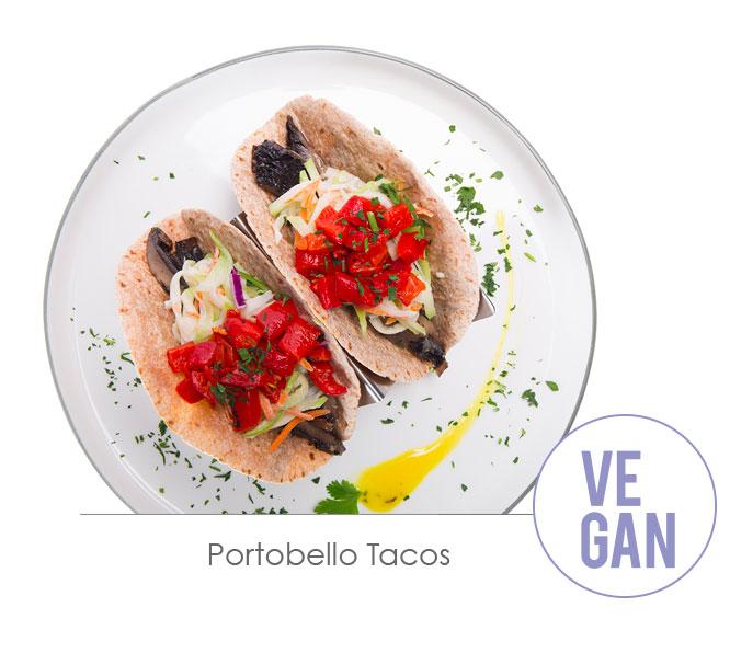 portbello tacocs
