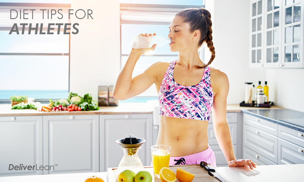 Diet Tips for Athletes