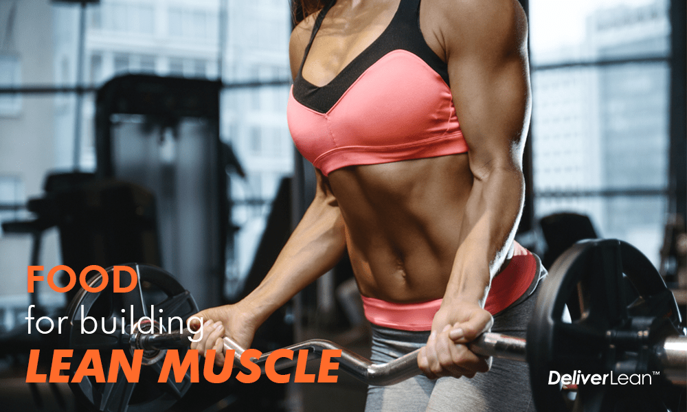 Food For Building Lean Muscle-min