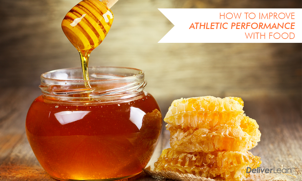 How to Improve Athletic Performance With Food