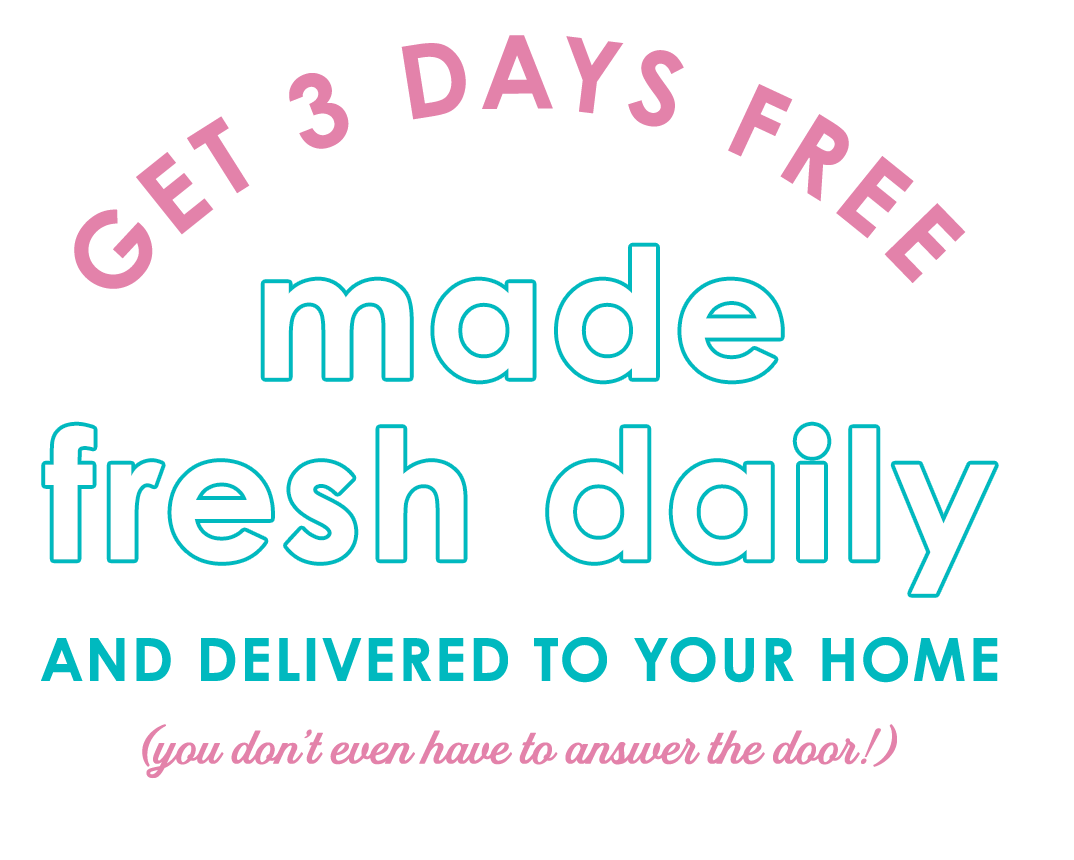 fresh meals delivered to your home